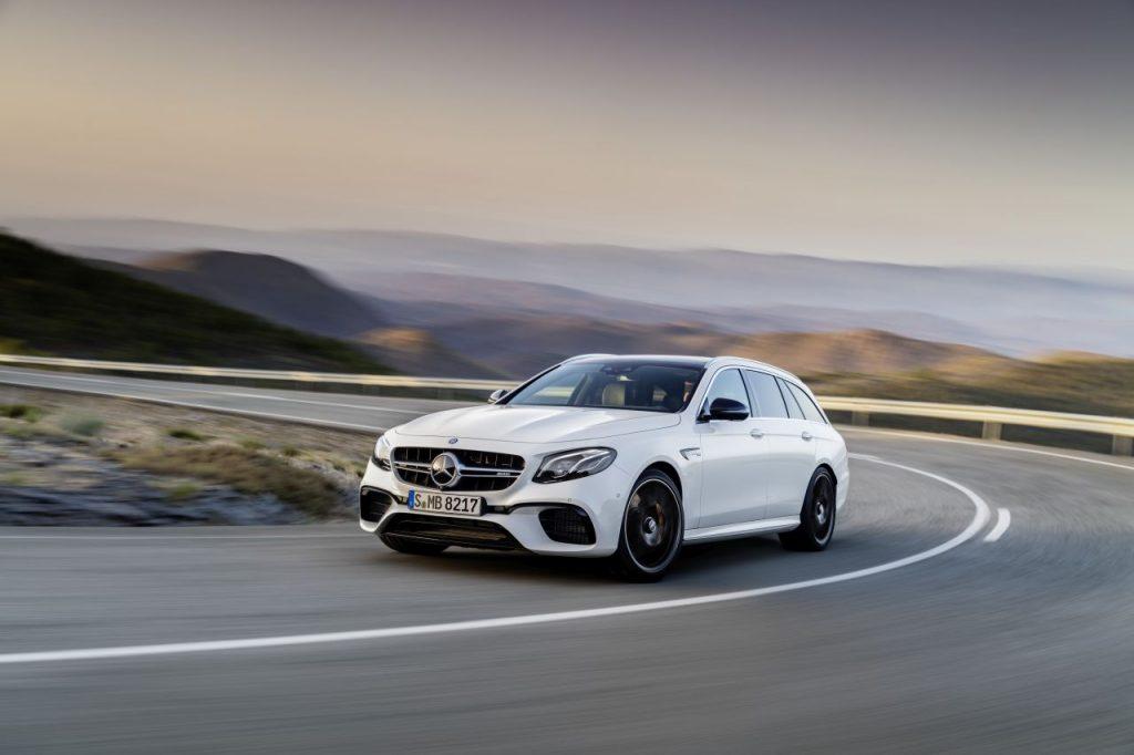 Das neue Mercedes-AMG E 63 4MATIC+ T-Modell und E 63 S 4MATIC+ T-Modell: Dynamik trifft Raum und Intelligenz