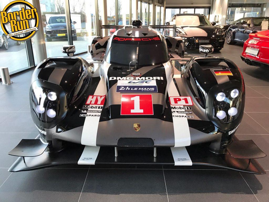 Porsche 919 2