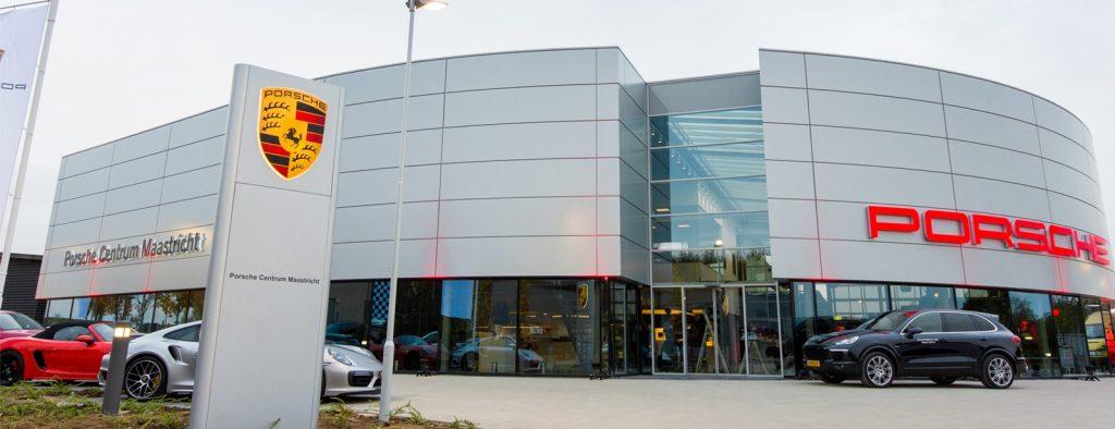Porsche Centrum Maastricht 2
