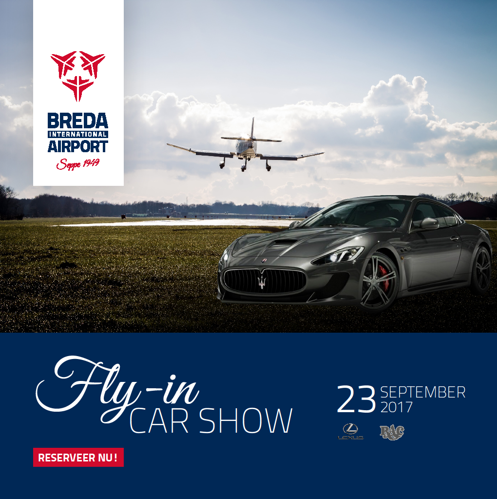 Fly -in carshow